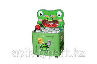 Игровой автомат - Frog jump