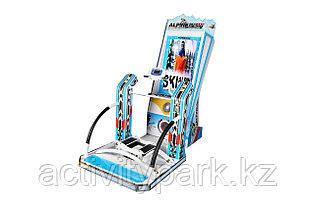 Игровой автомат - 3D Super skiing