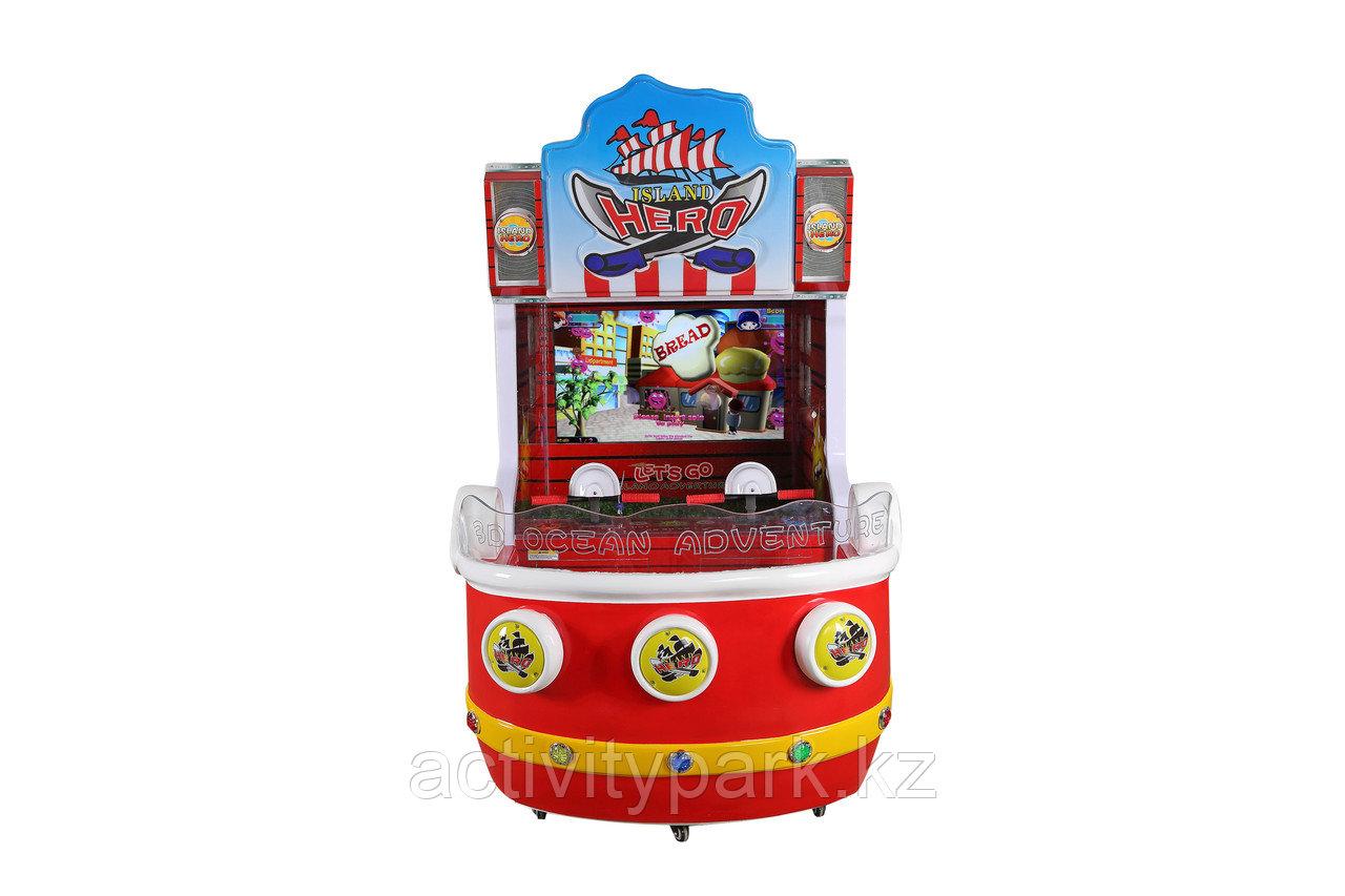 Игровой автомат - Island Hero