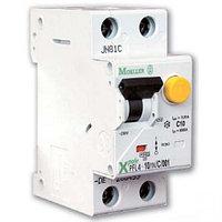 Дифференциальные автоматы EATON PFL4-10/1N/C/003