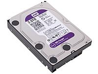 Жесткий диск Western Digital Purple, 2000 GB