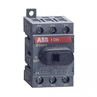 Выключатели нагрузки ABB 1SCA104902R1001