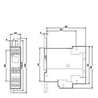 Реле контроля электрических величин SIEMENS 3UG4632-1AW30