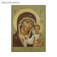 Икона освящённая Богородица Казанская (совр) 95х140