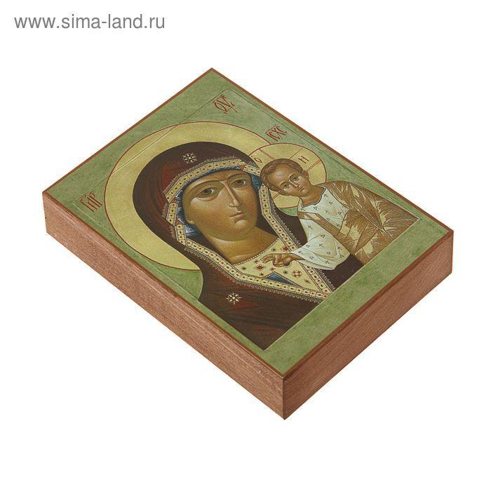 Икона освящённая Богородица Казанская (совр) 95х140 - фото 2
