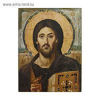 Икона освящённая Христос Пантократор (Синайский) 95х140