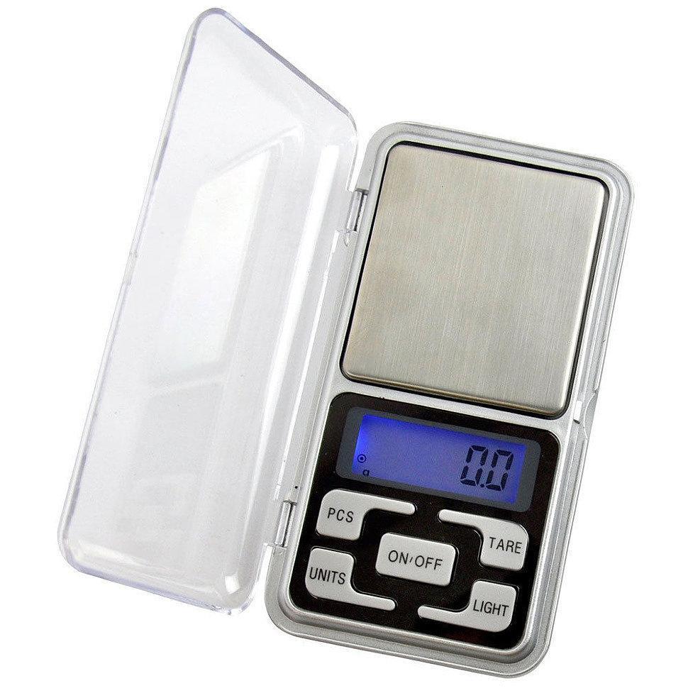 Весы карманные ювелирные 0,01-200 гр
