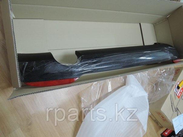 Панель бампера заднего нижняя  Kia Cerato/Киа Церато