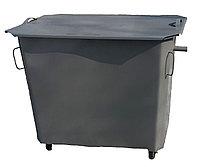 Металлические контейнеры со съемной крышкой на колесах (НДС 12% в т.ч.)., фото 1