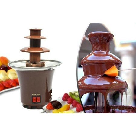 Фонтан шоколадный Chocolat Fondue 25 см