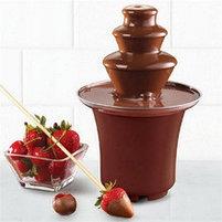 Фонтан шоколадный Chocolat Fondue 25 см, фото 5