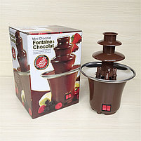Фонтан шоколадный Chocolat Fondue 25 см, фото 7