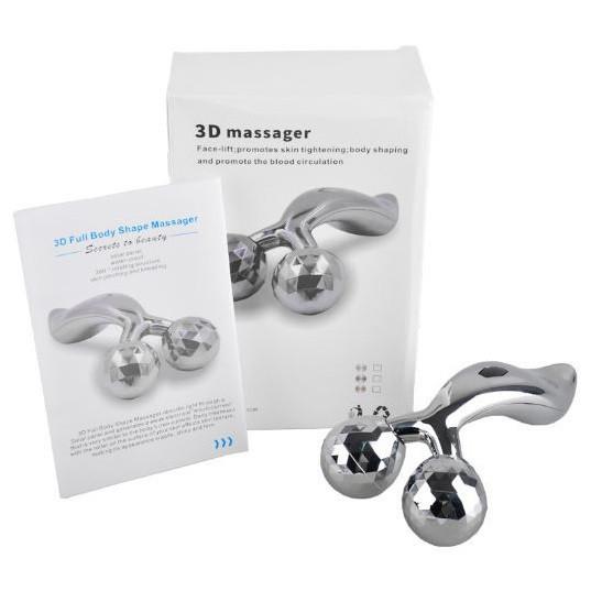 Массажер для лица и тела 3D Massager. Лифтинг.