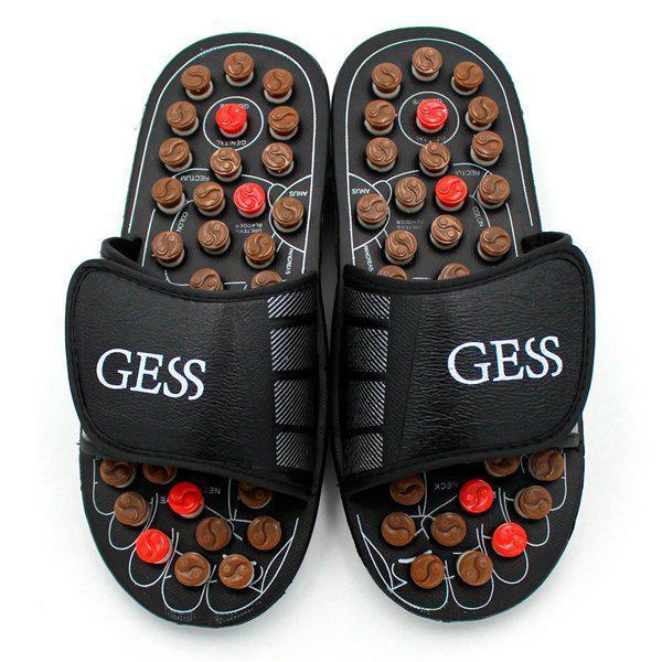 Тапочки массажные рефлекторные Foot Reflex