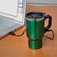 Кружка с подогревом Heated Travel Mug, фото 7