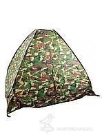 Палатка-автомат 2х местная, камуфляж, фото 2