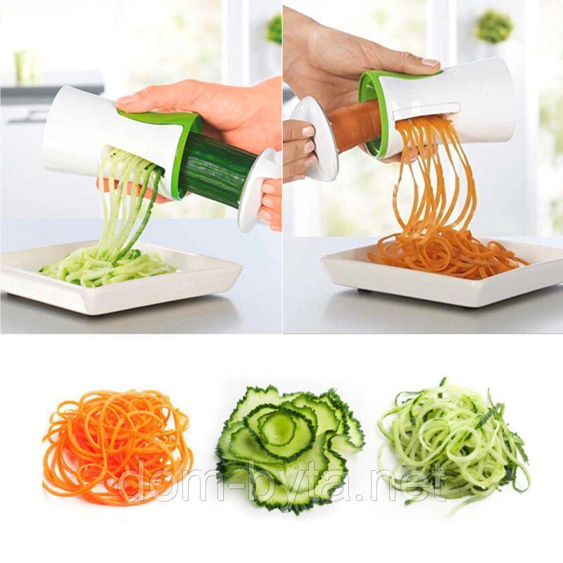 Терка Слайсер для морковки по корейски Spaghetti Style