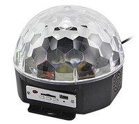 Диско-шар светодиодный Led Magic Ball со светомузыкой, фото 3