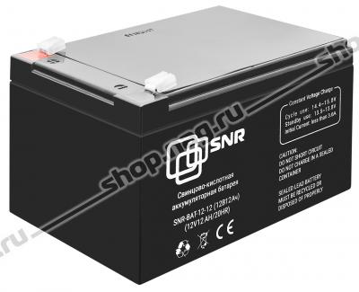 Батарея аккумуляторная SNR-BAT-12-12