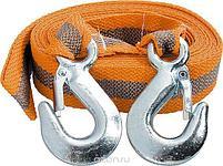 Трос буксировочный с крючками, в сумке 4,5м, фото 4
