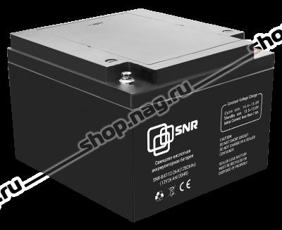 Батарея аккумуляторная SNR-BAT-12-26