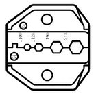 Pro`skit CP-336DK4 Насадка для обжима CP-371 (RG 58,174), фото 2
