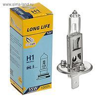 Галогенная лампа Clearlight LongLife, H1,12 В,55 Вт
