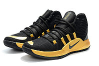 "Кроссовки Nike Hyperdunk X (2018) ""Black/Gold"" (36-46), фото 2"