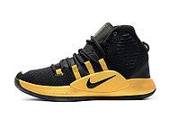 "Кроссовки Nike Hyperdunk X (2018) ""Black/Gold"" (36-46), фото 3"