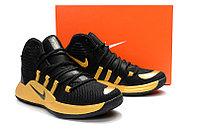 "Кроссовки Nike Hyperdunk X (2018) ""Black/Gold"" (36-46), фото 6"