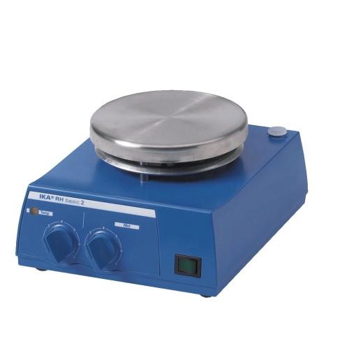 Магнитная мешалка с подогревом RH basic 2 IKA