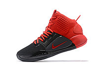 "Кроссовки Nike Hyperdunk X (2018) ""Red/Black"" (36-46), фото 4"
