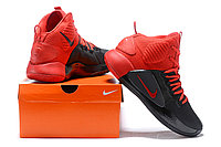 "Кроссовки Nike Hyperdunk X (2018) ""Red/Black"" (36-46), фото 6"