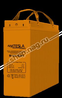 Фронт-терминальный герметичный необслуживаемый аккумулятор Tesla Power 170Ач, высокотемпературный