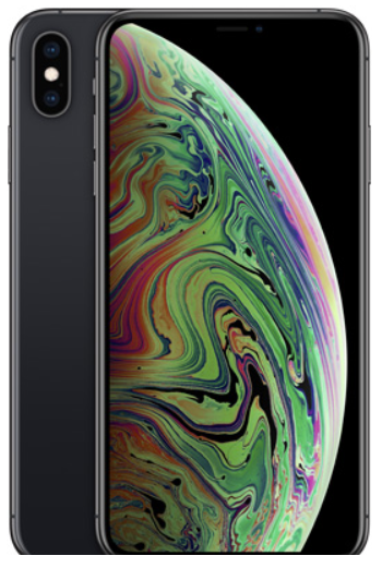 IPhone Xs Max Dual Sim 64GB Black