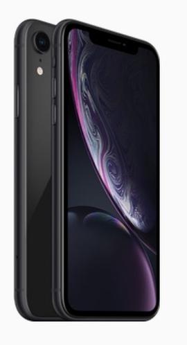 IPhone XR 128GB Slim Box Black