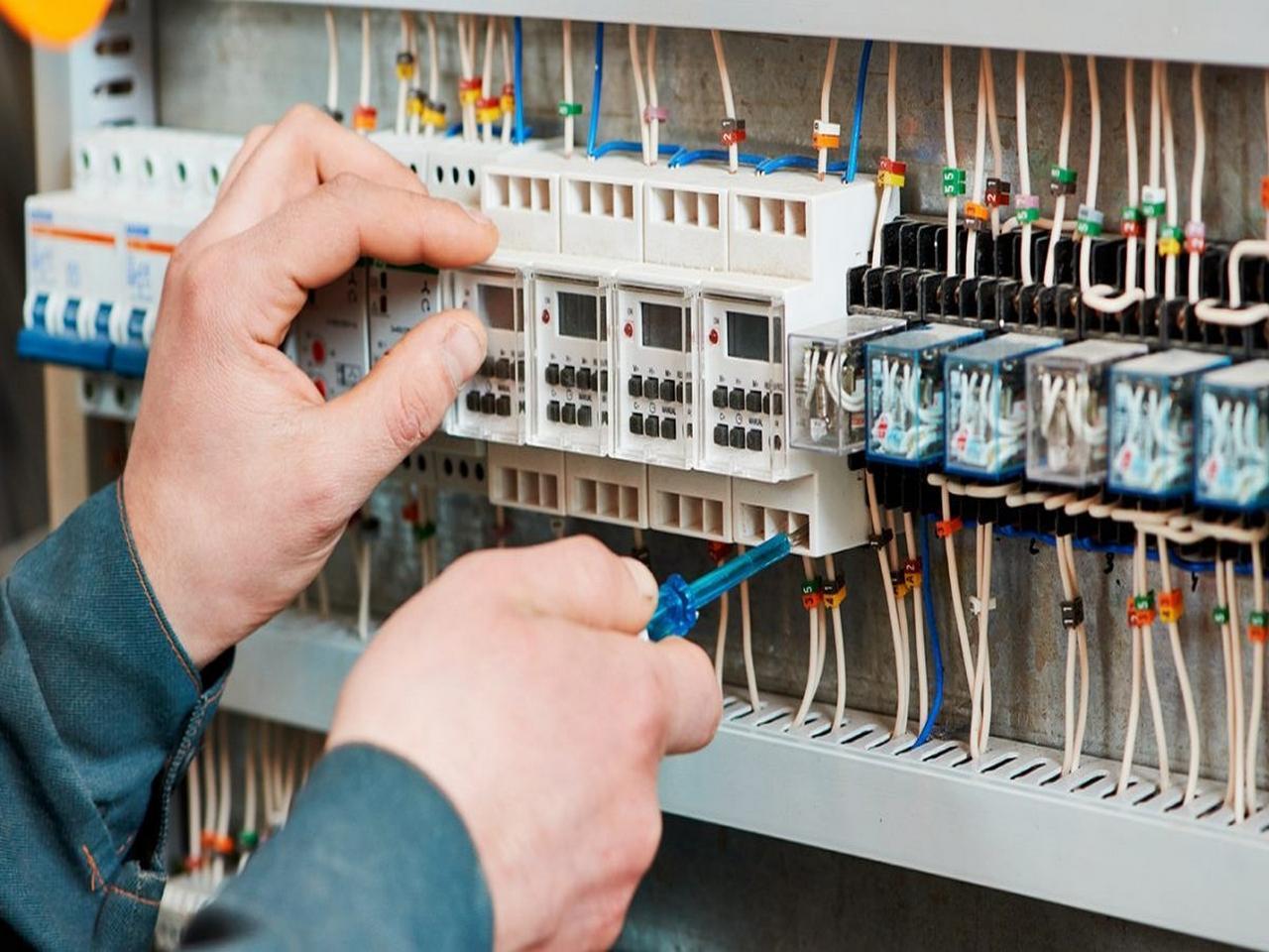 Монтаж электросистем