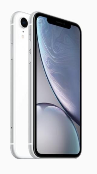 IPhone XR Dual Sim 128GB White