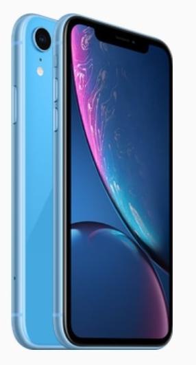 iPhone XR 64GB Blue Slim box