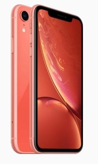 IPhone XR Dual Sim 128GB Сoral