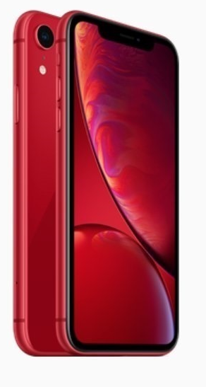 IPhone XR Dual Sim 128GB Red