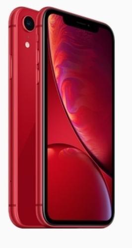 iPhone XR 64GB Red Slim box