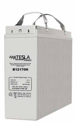 Фронт-терминальный герметичный необслуживаемый аккумулятор Tesla Power 12VDC 170Ач