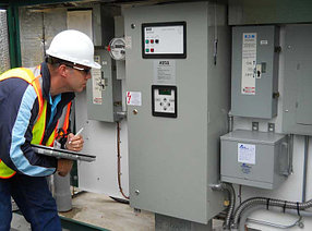 Монтаж электроустановок