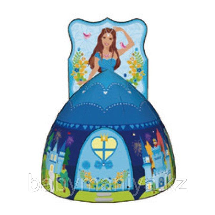 Детский домик + 100 шаров Calida Принцесса