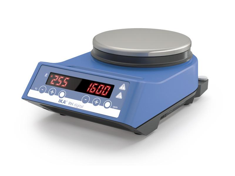 Магнитная мешалка с подогревом RH digital