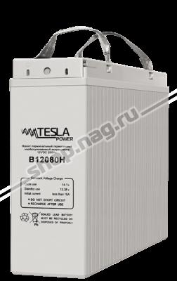 Фронт-терминальный герметичный необслуживаемый аккумулятор Tesla Power 80Ач