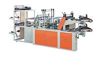 "Машина DZB-600 для производства целлофановых пакетов типа ""майка"""