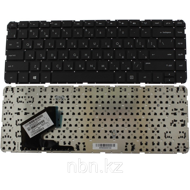 Клавиатура HP Pavilion Sleekbook 14 / 14-B / 14-C