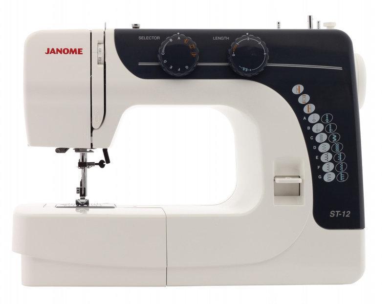 Швейная машинка Janome ST 12